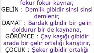 Görümce Nedir Kimlere Görümce Denir.?