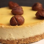 Kestaneli Cheesecake Tarifi